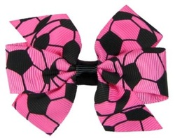 Learn How To Make A Pinwheel Hair Bow