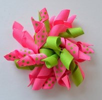 How To Make A Korker Hair Bow